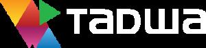 TADWA logo header inversed