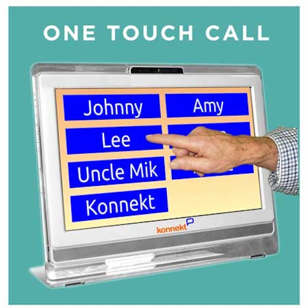 One touch call